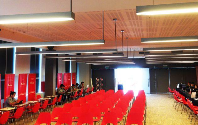 Iluminación para Universidad