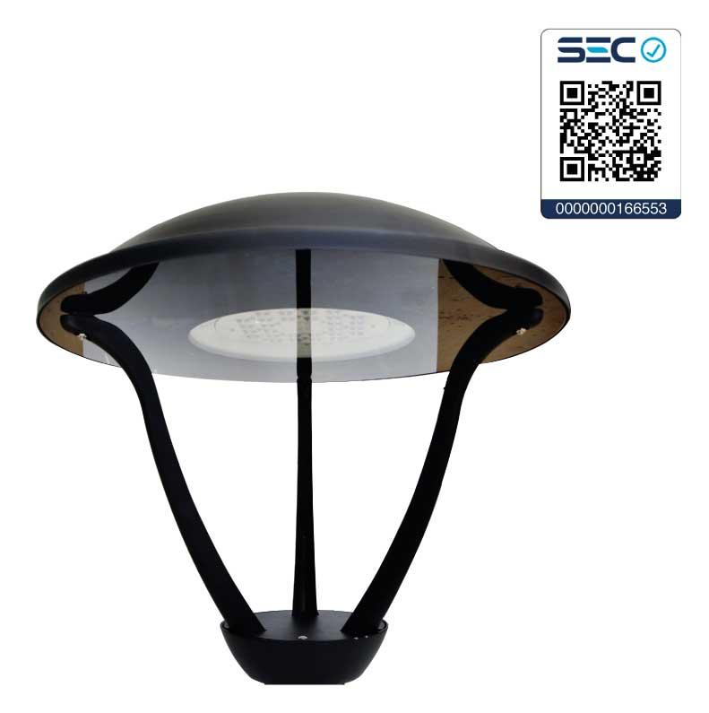 Luminaria de parques y plazas led 60w iluminaci n para for Luminarias de exterior led