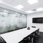 Iluminación interior LED, perfecta para oficinas y negocios