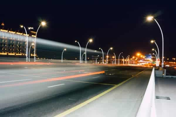 luminaria led alumbrado publico