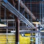 3 beneficios de la iluminación LED Industrial y comercial