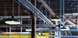 Iluminación LED | Luminaria LED industrial
