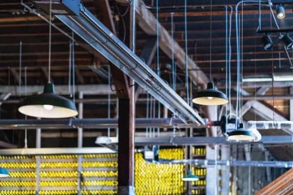 Iluminación LED   Luminaria LED industrial