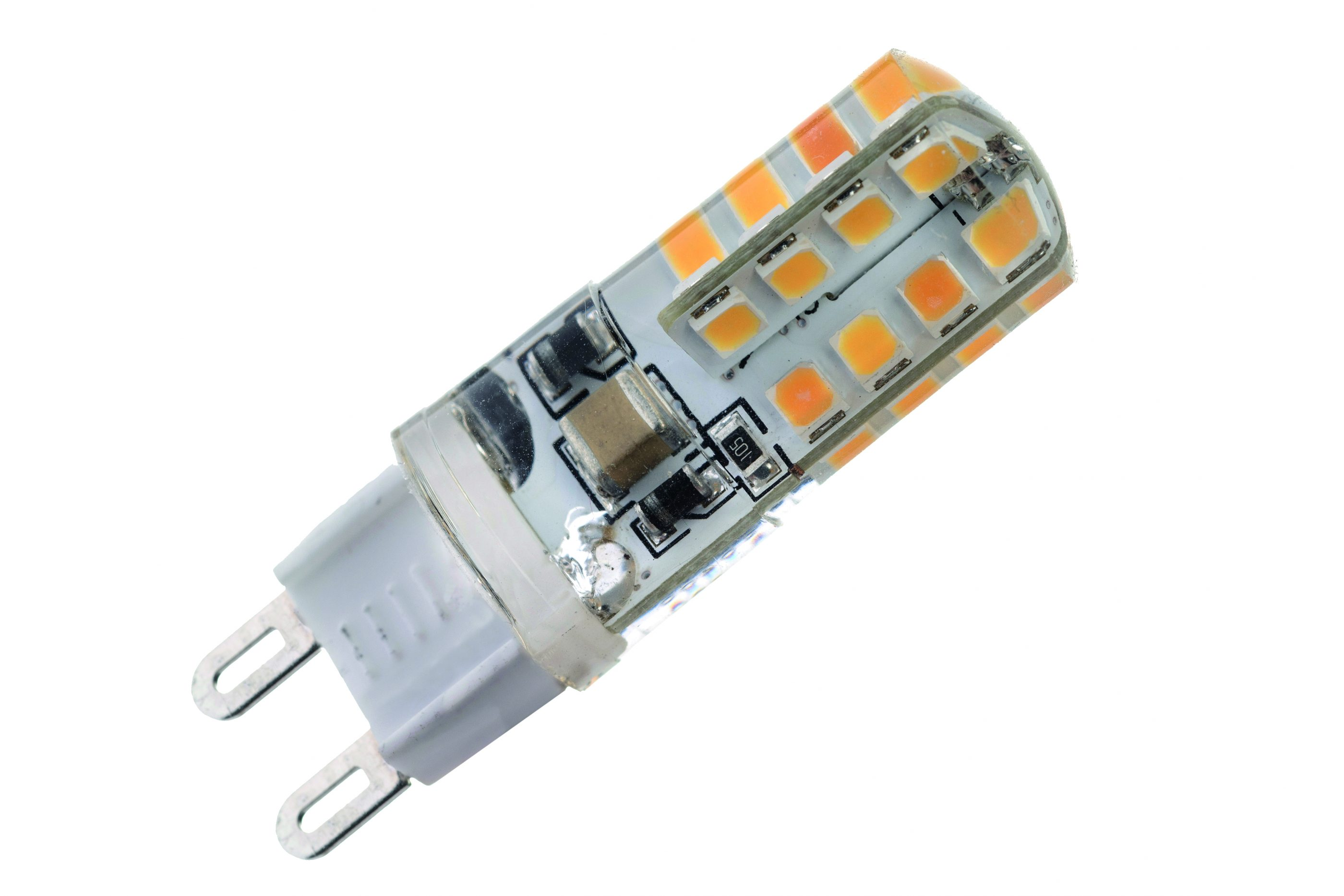 Ampolleta LED BIPIN 3W