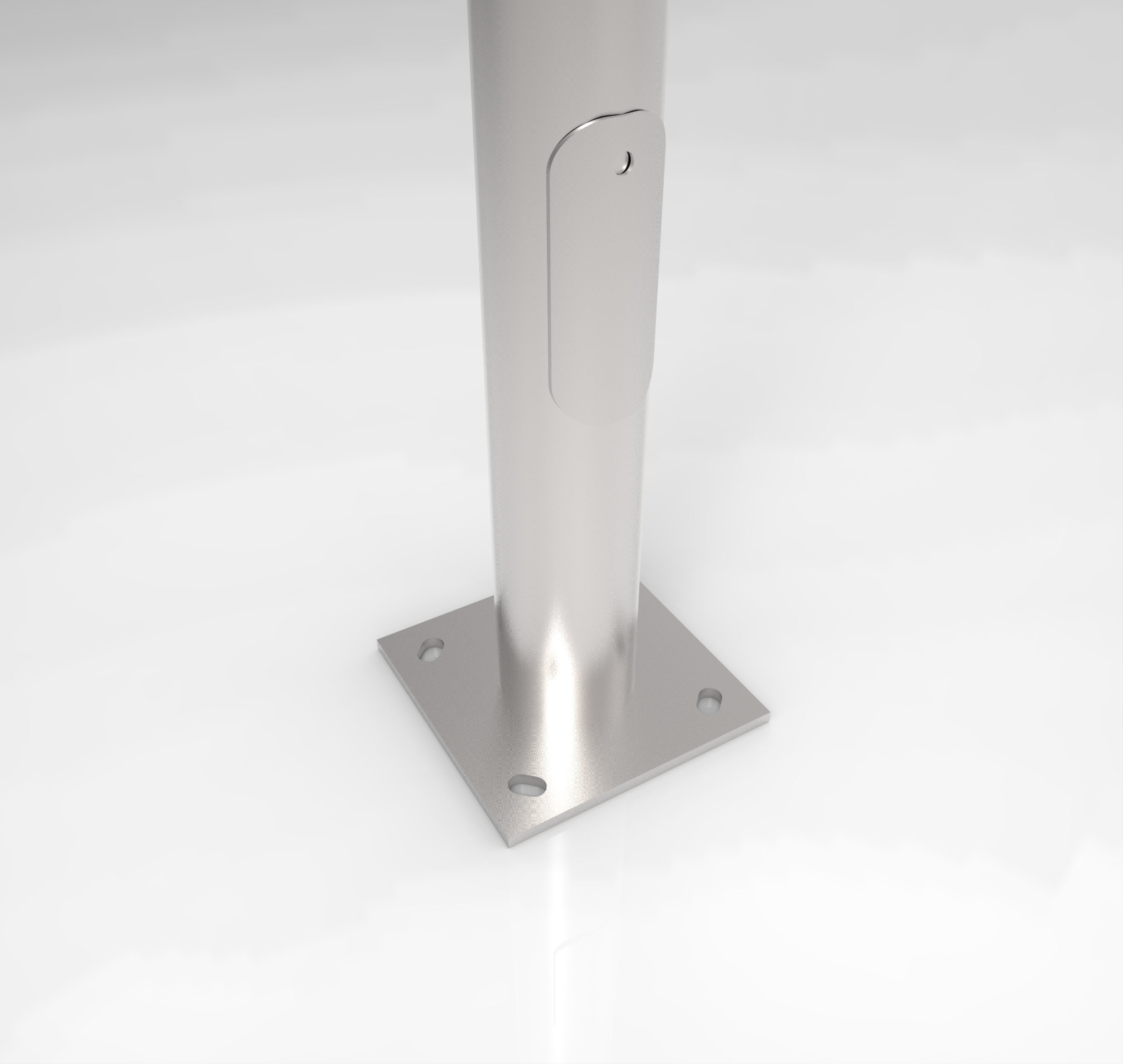 Poste Tubular Conico 6mt