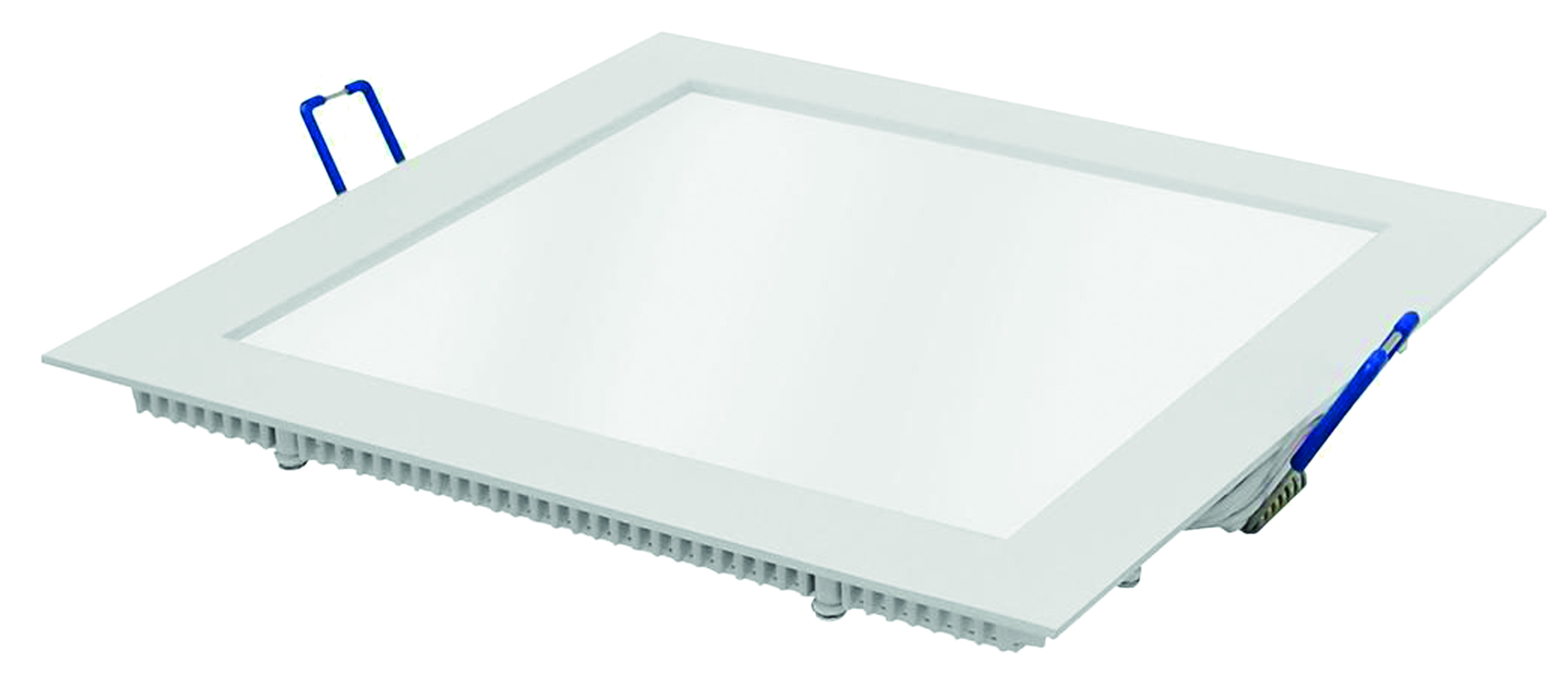 Panel LED Cuadrado Embutido 12W
