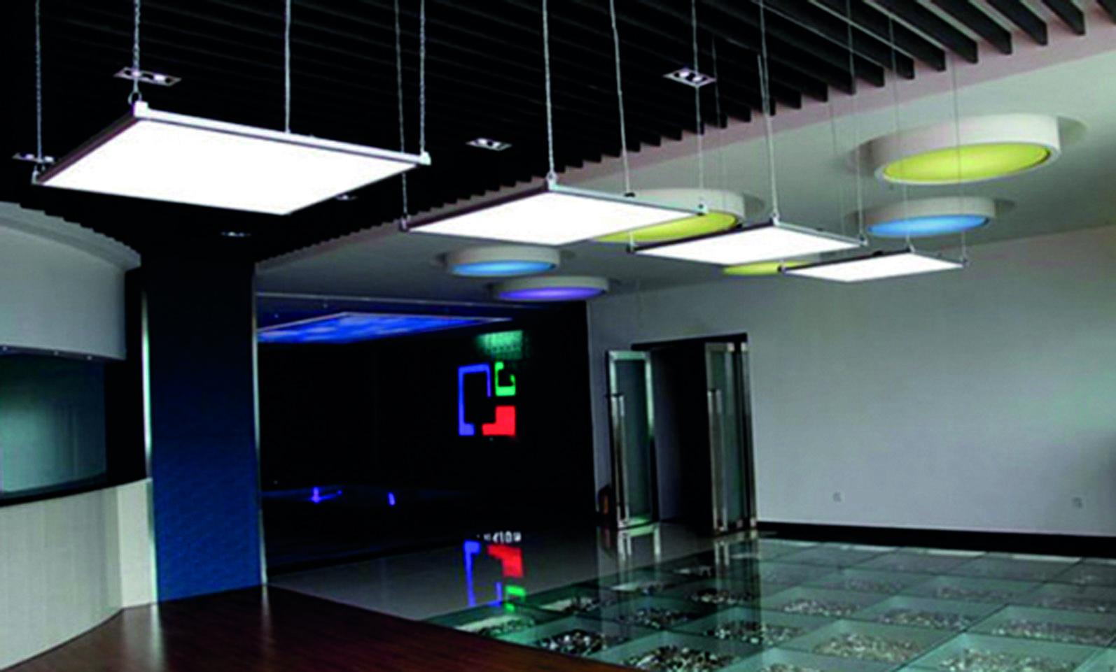 Panel LED 40W Cuadradro